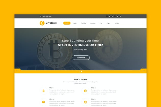 Cryptonix - product preview 0