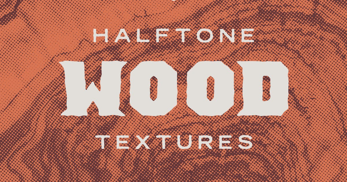 Download Wood Halftone Textures by ghostlypixels