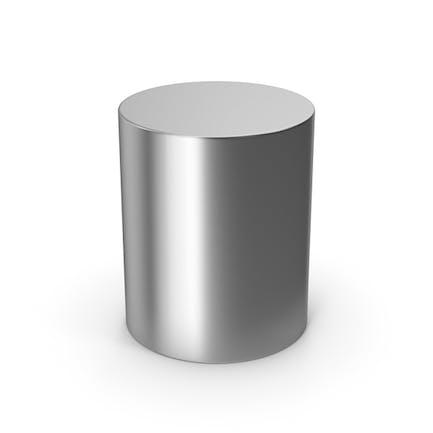 Cylinder Silver