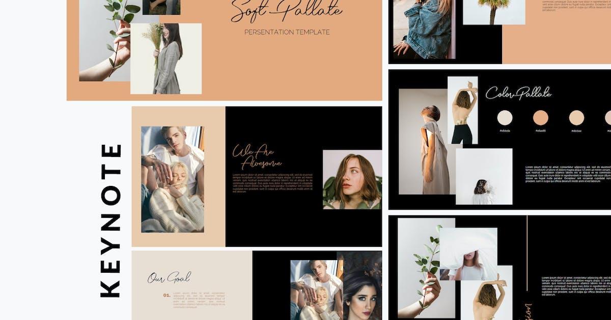 Download Soft Pallate Dark - Fashion Keynote Template by putra_khan