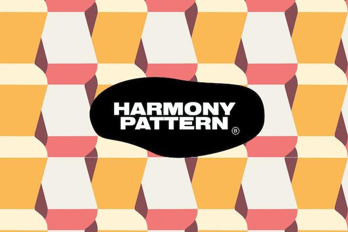 Thumbnail for Harmony Cube Pattern