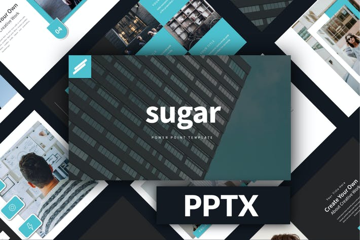 Thumbnail for Business Sugar Powerpoint - LS