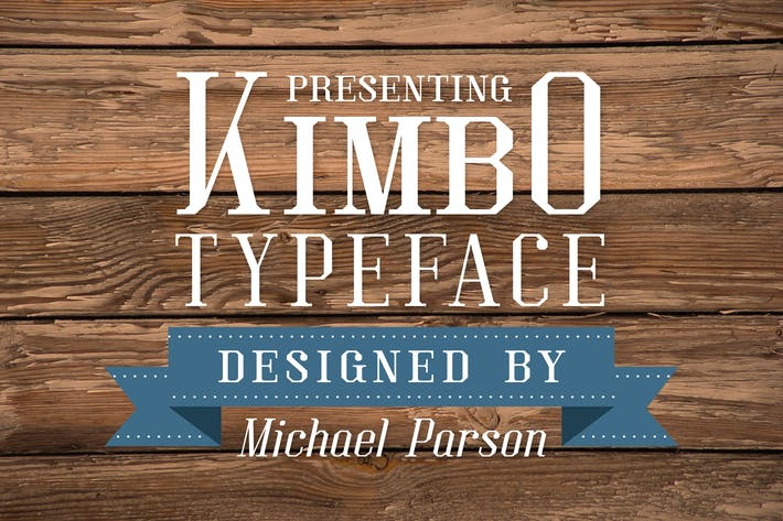 Cover Image For Kimbo