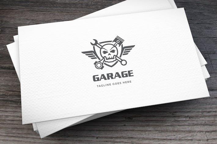 Thumbnail for Garage Logo Template