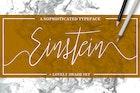 Einstein Font