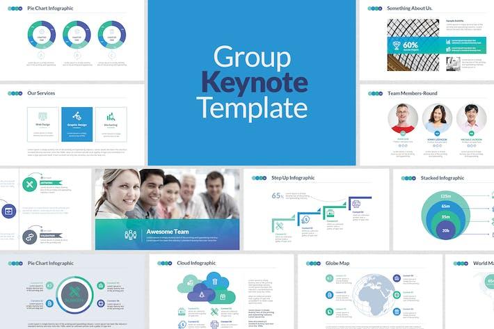 Thumbnail for Group Keynote