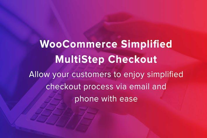 Thumbnail for WooCommerce Simplified MultiStep Checkout