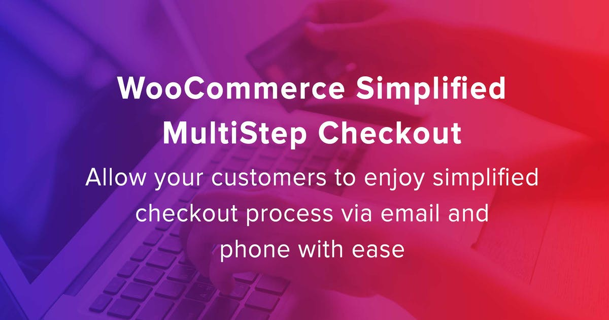 Download WooCommerce Simplified MultiStep Checkout by makewebbetter