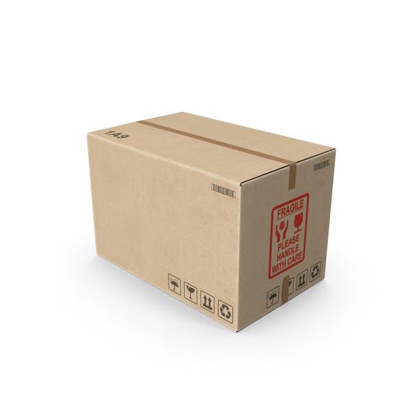 Thumbnail for Large Cardboard Box