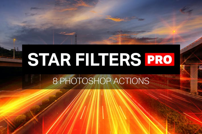 Thumbnail for Star Filters Pro