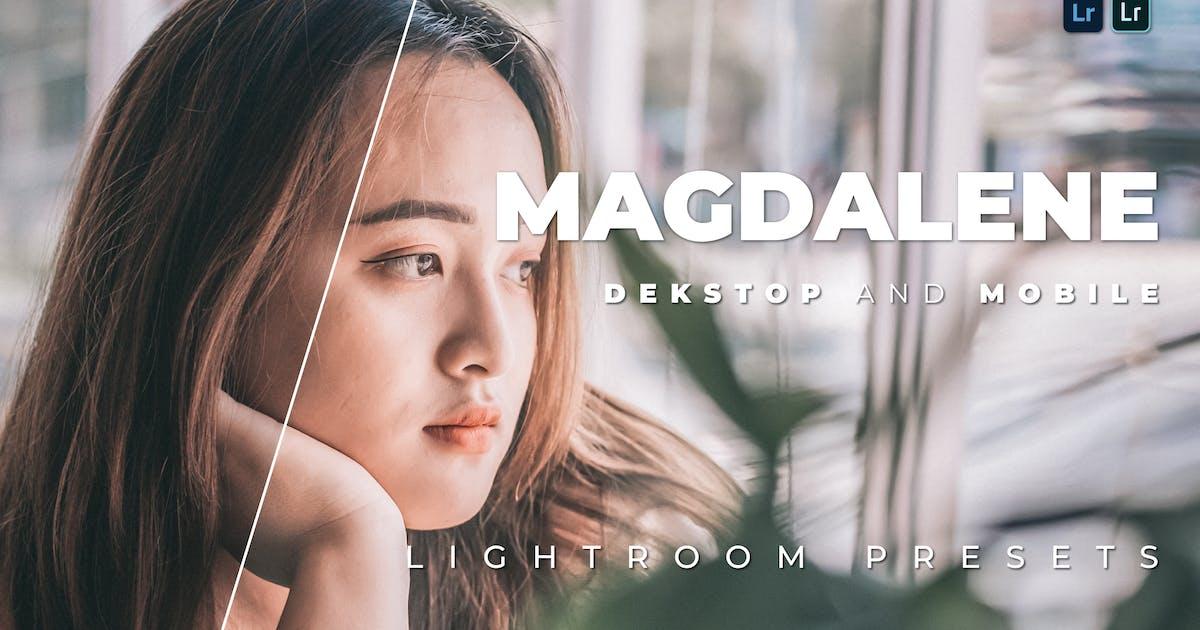 Download Magdalene Desktop and Mobile Lightroom Preset by Bangset