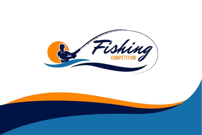 Thumbnail for Fishing Logo