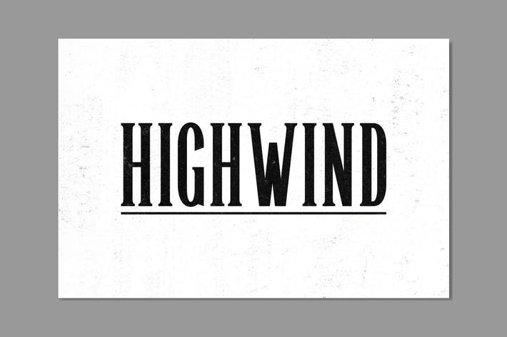 Cover Image For Highwind