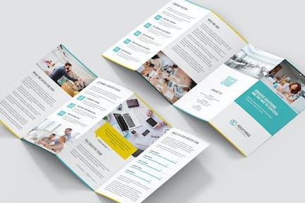 Brochure – Creative Agency 4-Fold