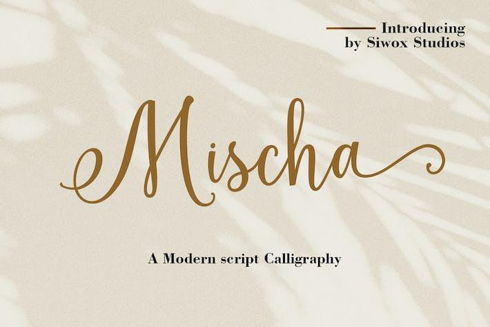 Thumbnail for Mischa Guión Moderno