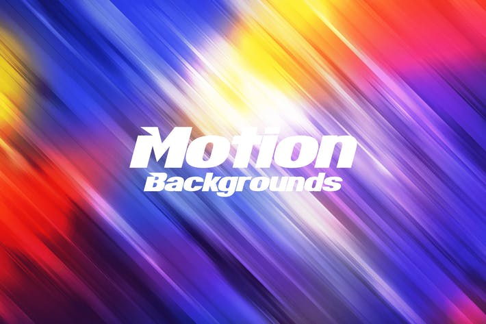 Thumbnail for Bright Motion of Lights Backgrounds