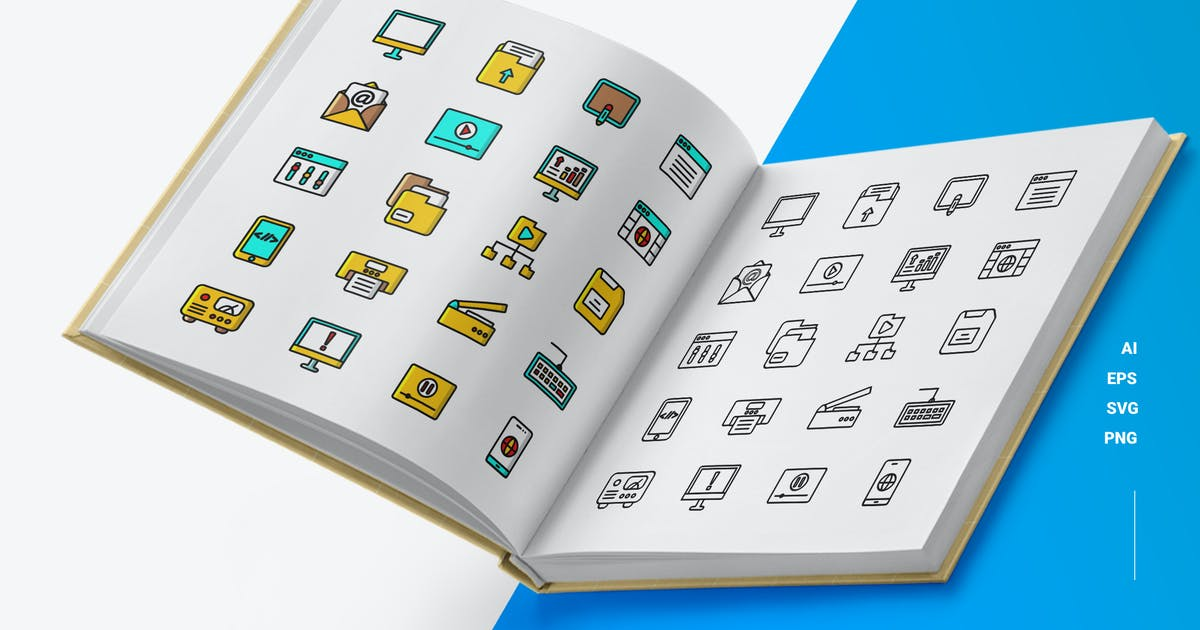 Download IT - Icons by esensifiksi