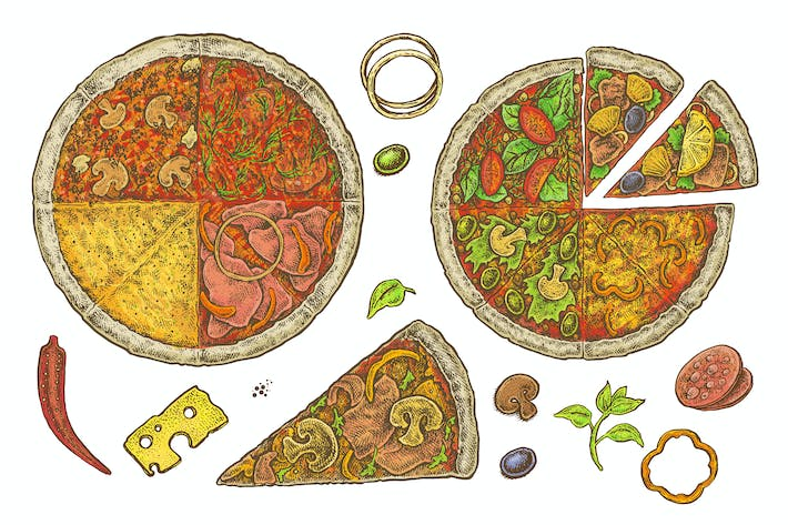 Thumbnail for Pizza Set