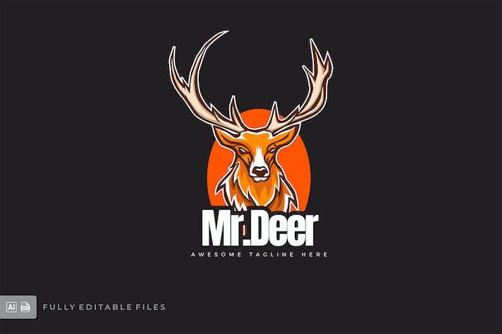 Thumbnail for Deer Logo