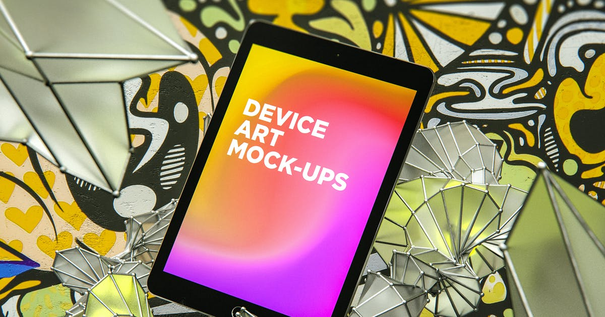 Download Device Art MockUp 020 by traint