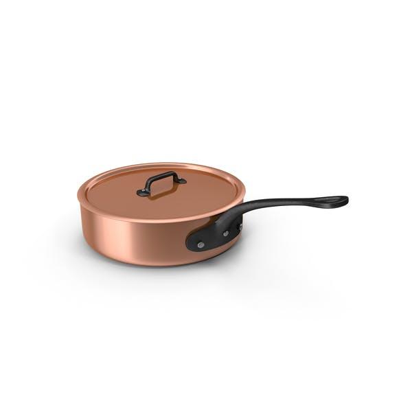 Thumbnail for Copper Saucepan