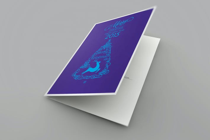 Cover Image For Greeting Card Mockups
