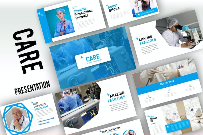 Care Medical Powerpoint