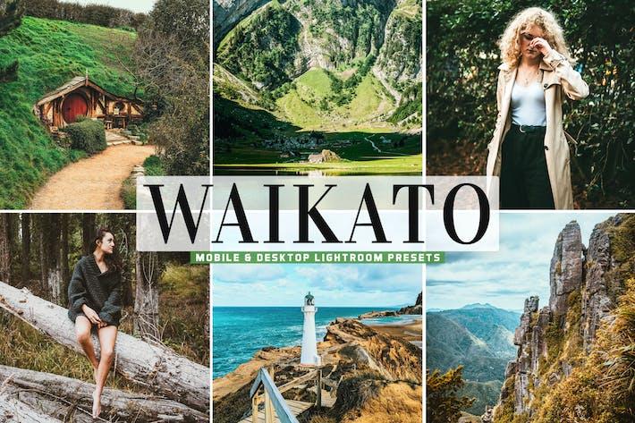 Thumbnail for Waikato Mobile & Desktop Lightroom Presets