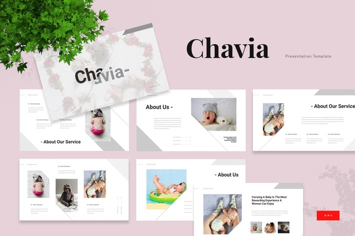 Chavia - Baby Care Powerpoint Presentation