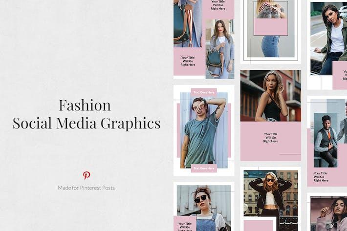 Thumbnail for Fashion Pinterest Posts