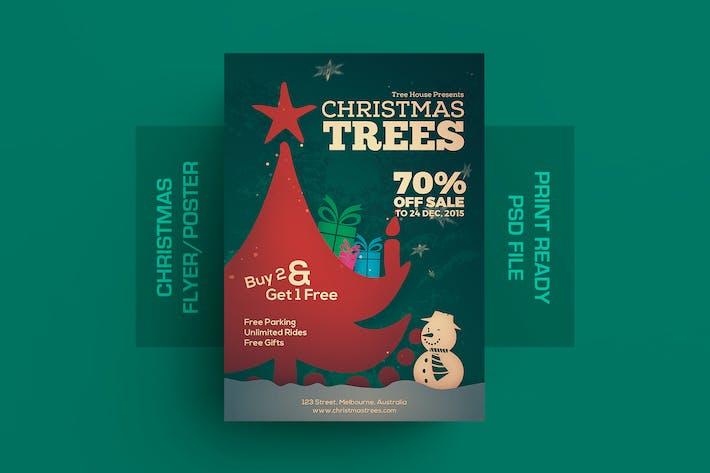 Thumbnail for Christmas Flyer