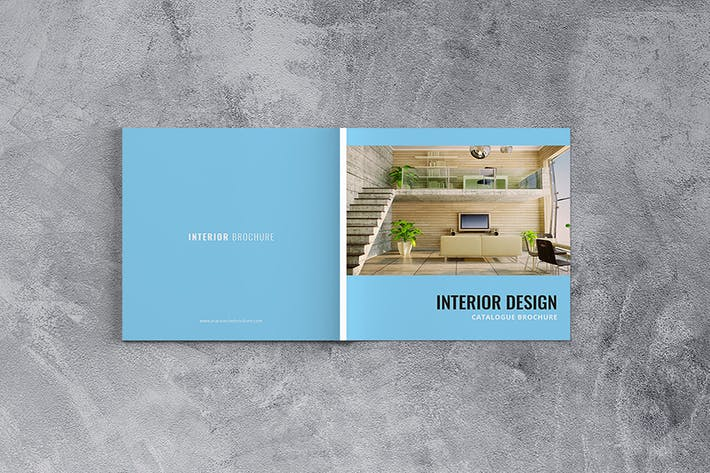 Thumbnail for Minimal Catalogue Brochure