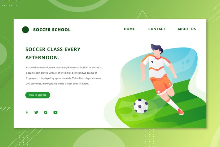 Thumbnail for Soccer - Web Header