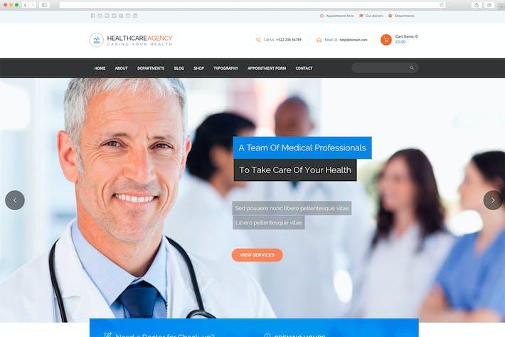 Thumbnail for Healtcare Agency