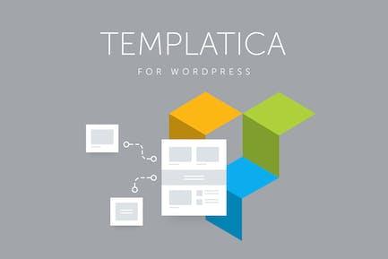 Templatica - Visual Composer Templates Manager