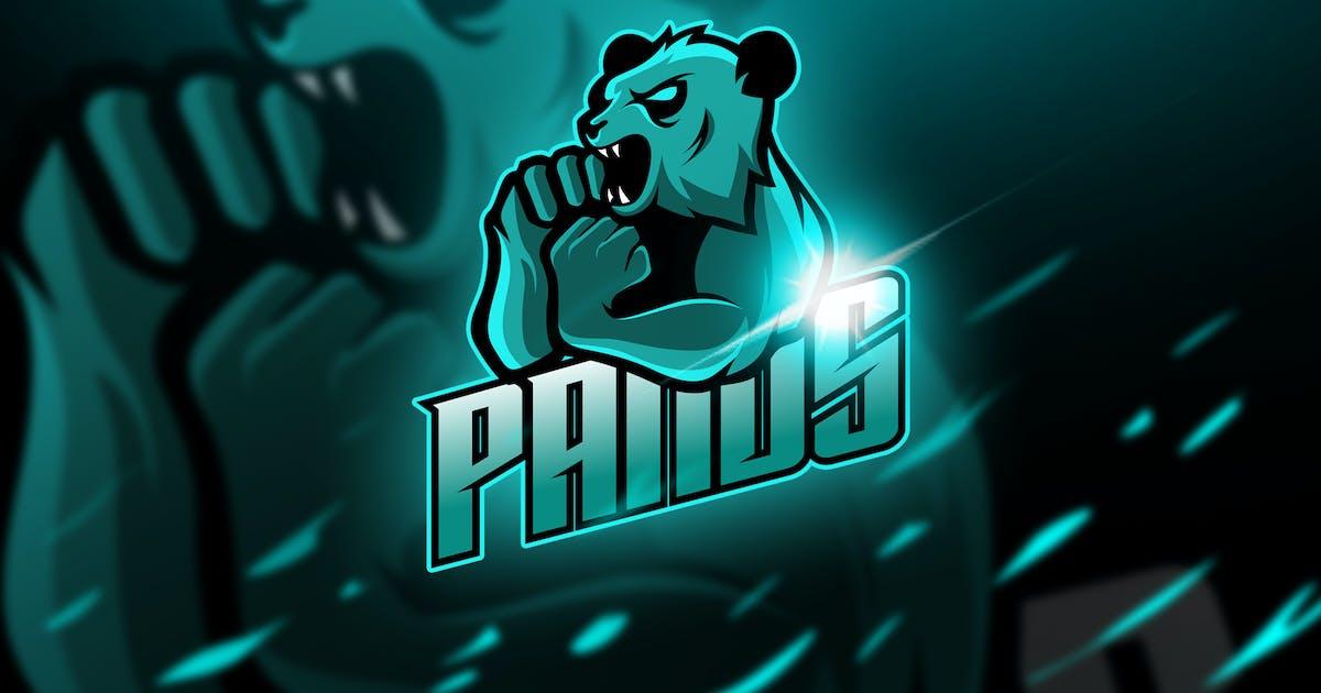 Download Pand - Mascot & Logo Esport by aqrstudio