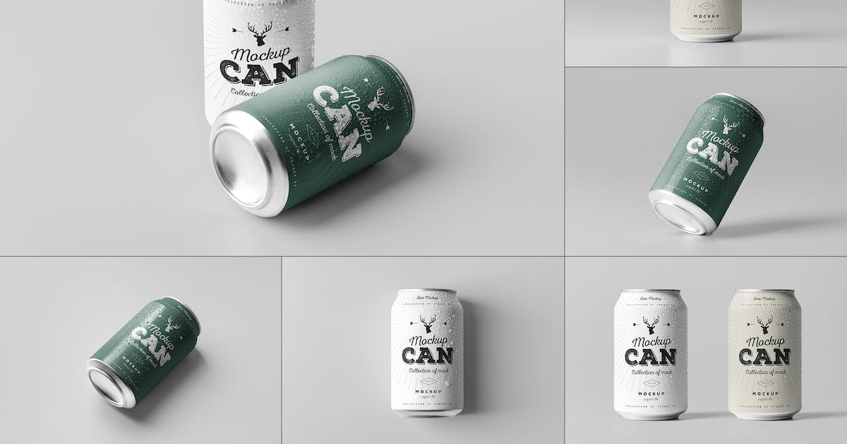Download Can Mock-up 6 by yogurt86