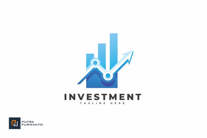 Investment - Logo Template