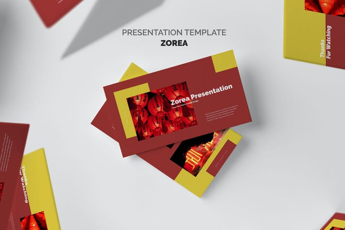 Thumbnail for Zorea : Chinese New Year Festival Powerpoint