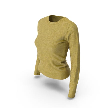 Women's Pullover Yellow