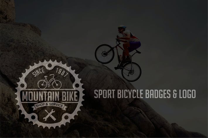 Thumbnail for Bicycle Badges & Logo