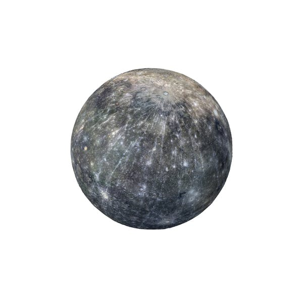 Cover Image for Mercury Planet