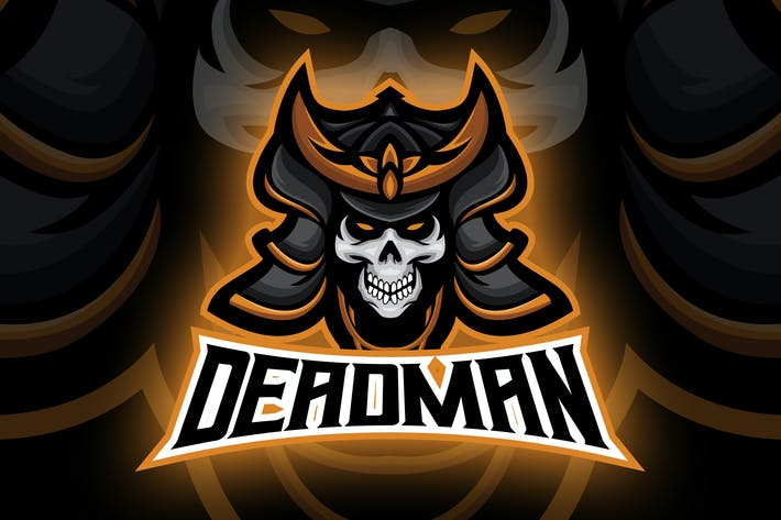 Thumbnail for Undead Ronin Esport Logo