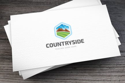 Countryside Logo Template