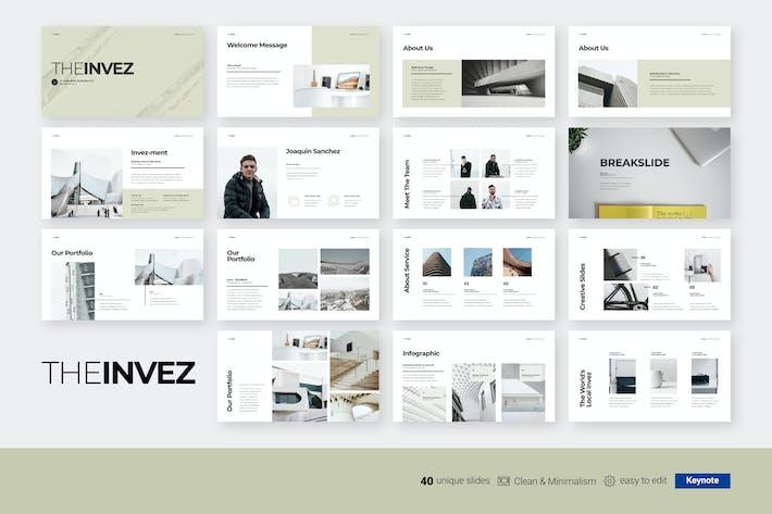 Thumbnail for The Invez - Keynote Presentation