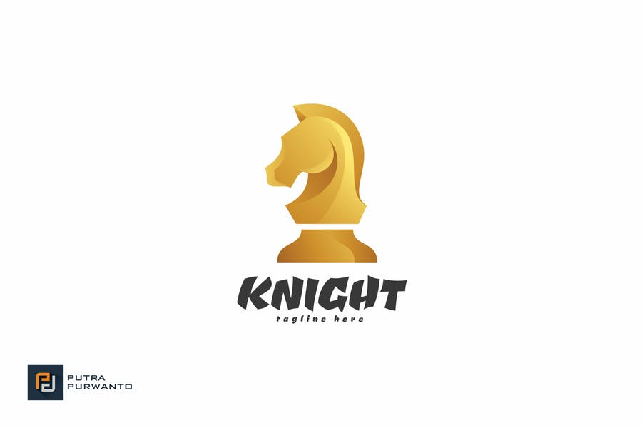 Knight - Logo Template