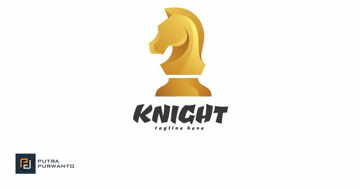 Download Knight - Logo Template by putra_purwanto