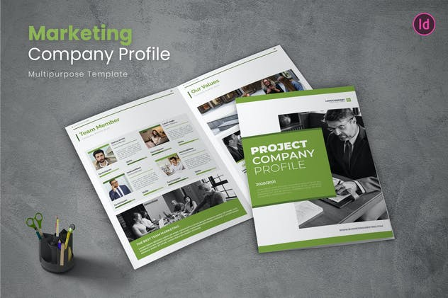Business Marketing Company Profile