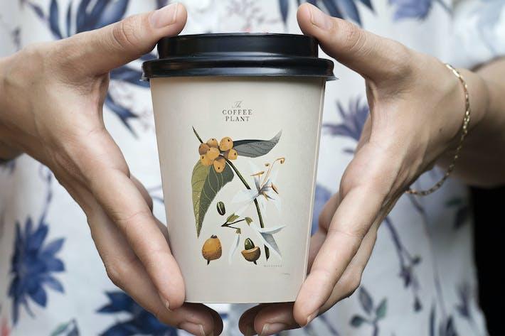 Thumbnail for Coffee Branding Mockup