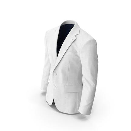 Chaqueta Hombre Blanco